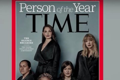 Time's 2017 Person of the Year: 'The Silence Breakers'
