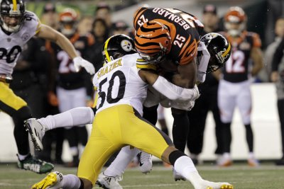 Pittsburgh Steelers LB Ryan Shazier acknowledges struggles with walking