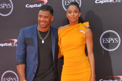 Ciara, Russell Wilson attend ESPY Awards after honeymoon