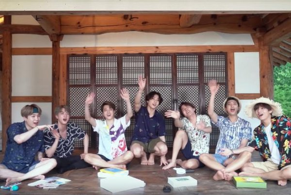 Watch: BTS Shares '2019 Summer Package In Korea' Teaser