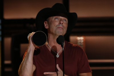 Kenny Chesney's 'Here and Now' tops the U.S. album chart