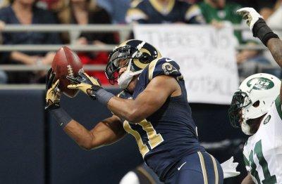 NFL: New York Jets 27, St. Louis 13