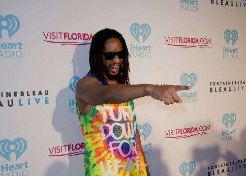 Lil Jon flies from L.A. to Atlanta because he didn't vote absentee
