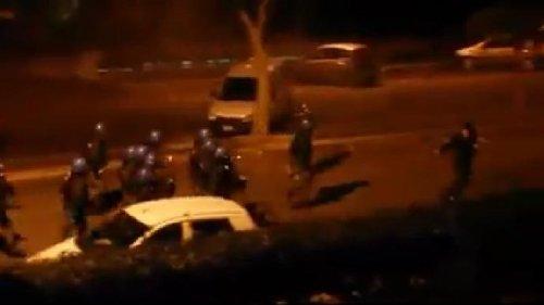 Roman clashes erupt over migrants