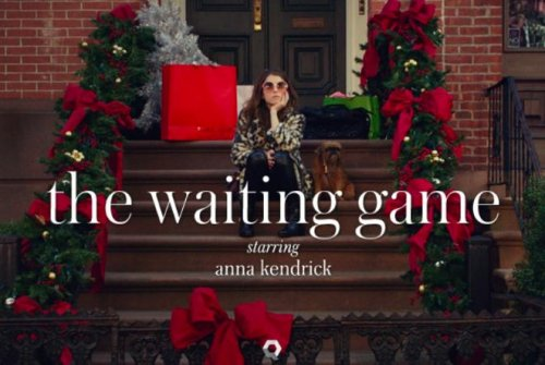 Anna Kendrick gets locked out of her house in new Kate Spade ad