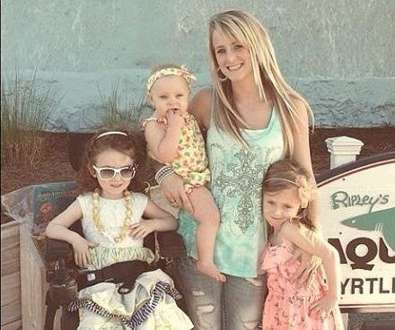 'Teen Mom 2' to continue sans Leah Messer