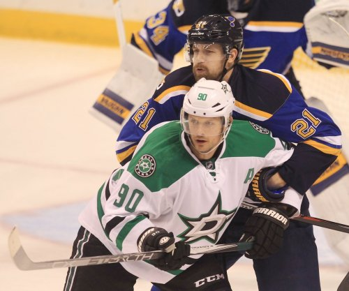 Dallas Stars F Jason Spezza out with upper-body injury