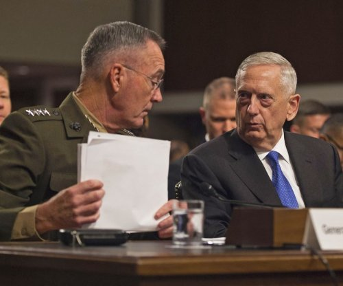Mattis, Dunford press Congress for increased, stable budgets