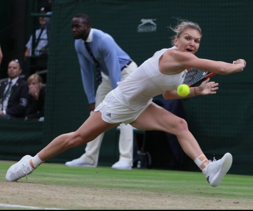 Heat forces top-seeded Simona Halep to retire at Citi Open
