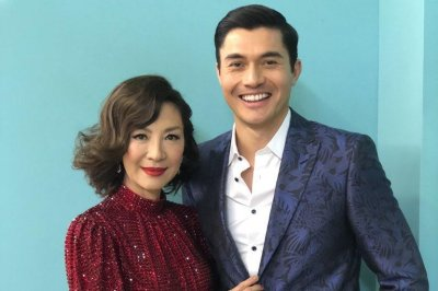 Michelle Yeoh to reunite with Henry Golding in new comedy