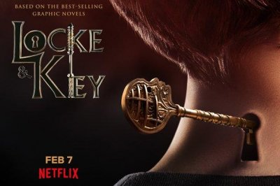 'Locke & Key' series to premiere Feb. 7 on Netflix