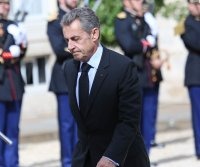 Former French President Nicolas Sarkozy convicted, sentenced for corruption