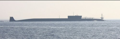 New nuclear sub ready for Russian navy