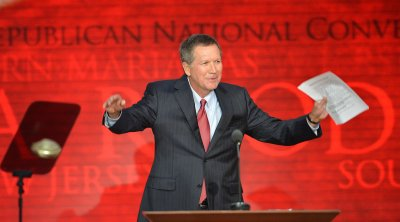 Kasich predicts Ohio victory for Romney