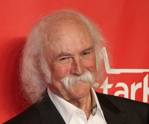 Singer David Crosby hits jogger with car in California