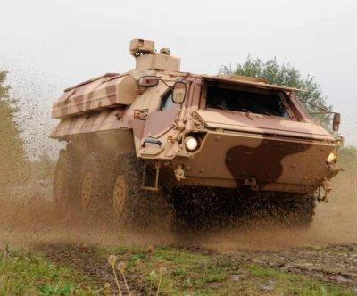 Kuwait orders NBC reconnaissance vehicles