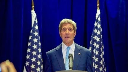 Kerry visits Vietnam, lauds U.S.-Vietnam ties