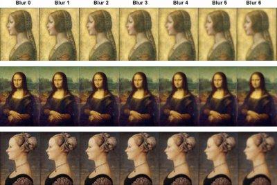 Researchers detail second da Vinci smile