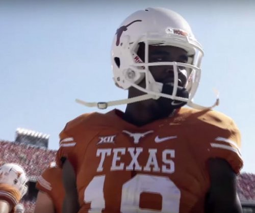 Unranked Texas stuns No. 10 Oklahoma