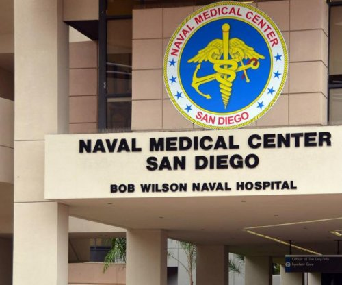 Officials search for evidence of shooting at Naval Medical Center San Diego