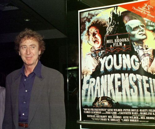 Celebrities mourn the death of Gene Wilder