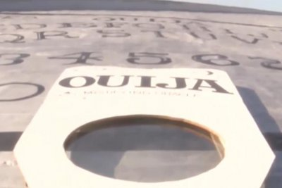 Pennsylvania man seeks record for world's largest Ouija board