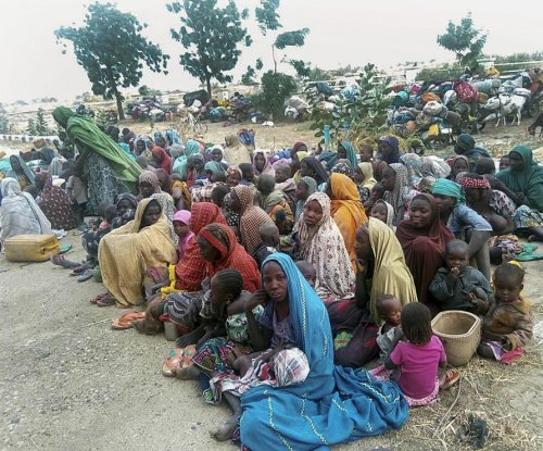 Nigerian troops habitually rape Boko Haram victims, advocacy group says