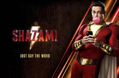Zachary Levi is a laid back hero in first 'Shazam!' poster