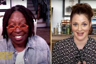 Drew Barrymore, Whoopi Goldberg recall bonding on 'Boys on the Side' set