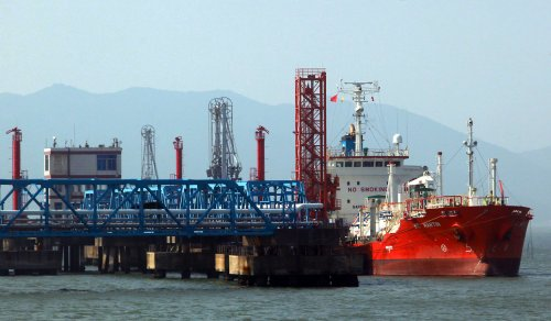 LNG project in Australia scrubbed
