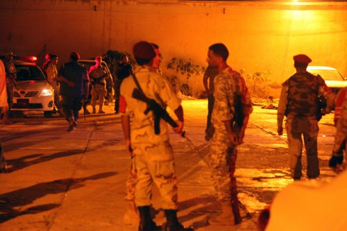 12 dead in Benghazi, Libya, fighting