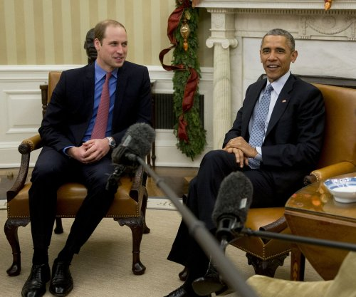 Prince William attends White House, World Bank meetings during U.S. visit