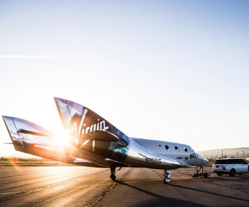 Virgin Galactic unveil new VSS Unity spaceship