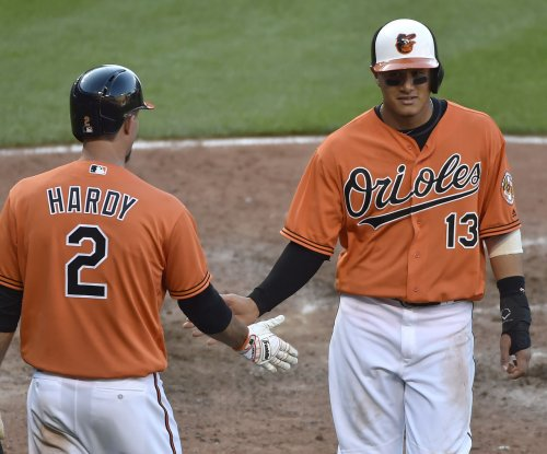 J.J. Hardy's homer helps Baltimore Orioles' Chris Tillman snag 13th win