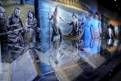 Museum of the Bible ready to open giant, Gutenberg-inspired doors in D.C.