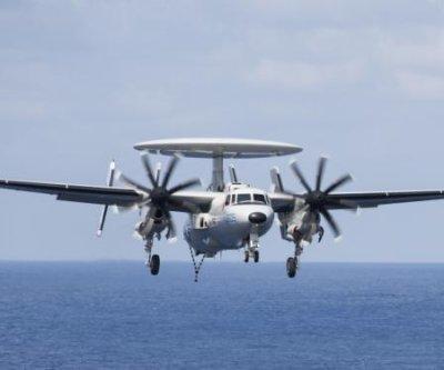 Northrop Grumman tapped for E-2D radar plane upgrades