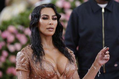 Kim Kardashian shares photo of newborn Psalm on Instagram