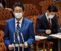 Japan's prosecution investigating Shinzo Abe dinners, reports say