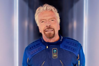 Sir Richard Branson launches Virgin Group from mail-order records to space thumbnail