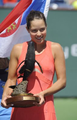 Ivanovic beats Kuznetsova at Indian Wells