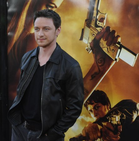 McAvoy, Blunt in 'Gnomeo' talks