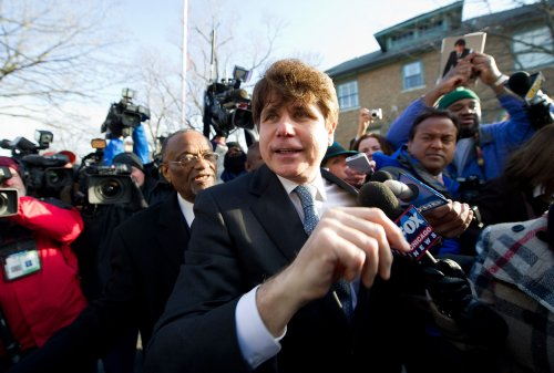 Court hears ex-Gov. Blagojevich's appeal of corruption conviction