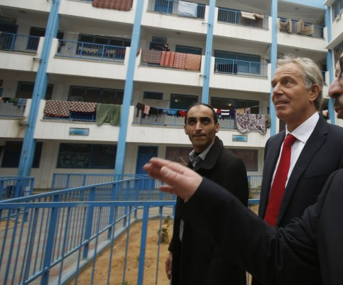 Tony Blair resigns as Middle East envoy