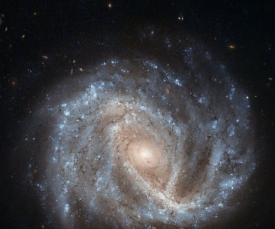 First evidence of galaxy 'metamorphosis' found by Cardiff University team