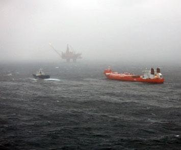 Statoil: Oil spilled in North Sea