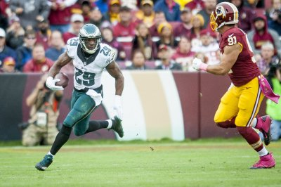 Philadelphia Eagles discovering running attack