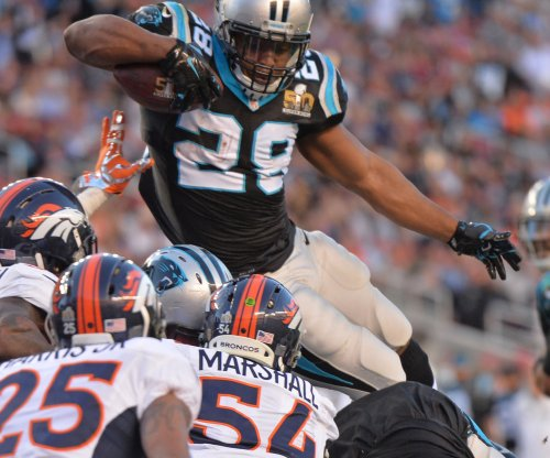 Fantasy Football: Don't fret over RB Jonathan Stewart's 'questionable' tag