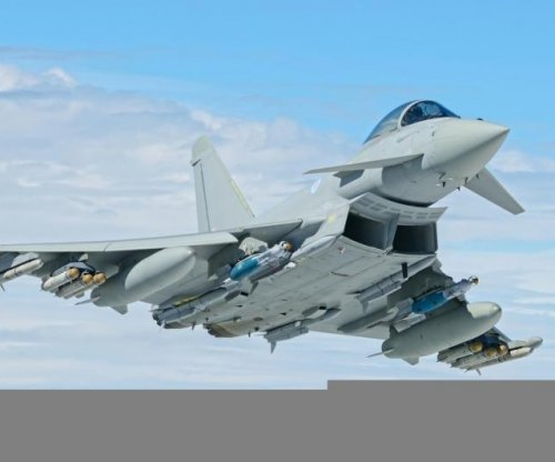 Eurofighter signs support deals for Typhoon fighters