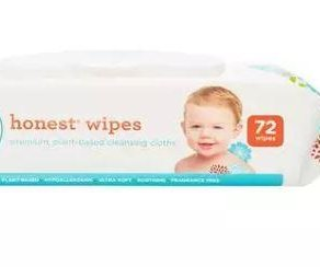Honest Company recalls baby wipes because of possible mold