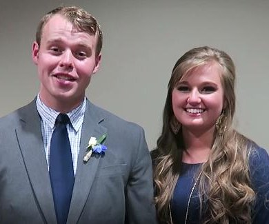 Joseph Duggar engaged to girlfriend Kendra Caldwell